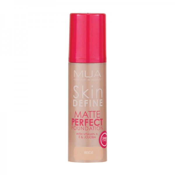 MUA Skin Define Matte Perfect Foundation