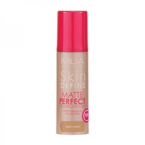MUA Skin Define Matte Perfect Foundation