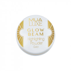 MUA Luxe Glow Beam Highlighting Powder