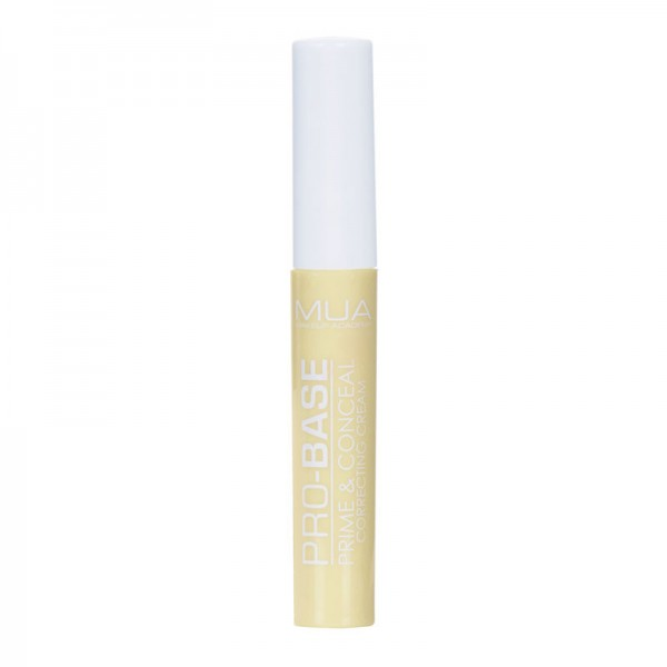MUA Pro Base CC Cream - Yellow