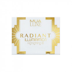 MUA Luxe Radiant Illumination Highlight Kit