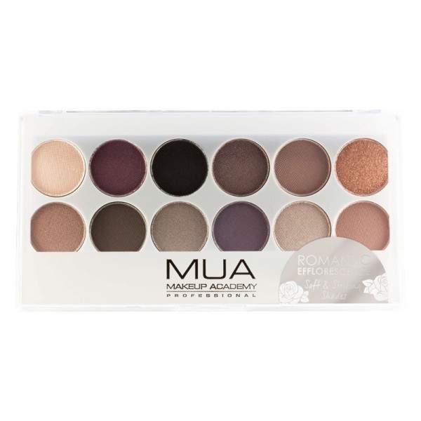 MUA Romantic Efflorescence Eyeshadow Palette