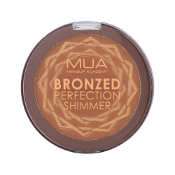 MUA Bronzed Perfection Shimmer Sahara Sunlight