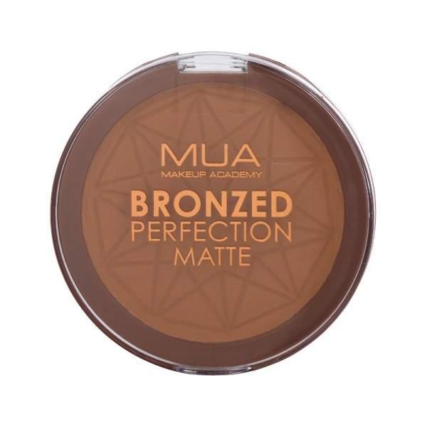 MUA Bronzed Perfection Matte Sunset Tan