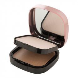 MUA Luxe Strobe & Glow Highlight Kit - Pearl Gold