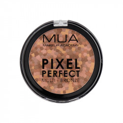 MUA Pixel Perfect Bronzer Terracotta Glow
