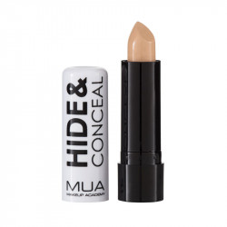 MUA Hide And Conceal Cover Up Stick - Ivory