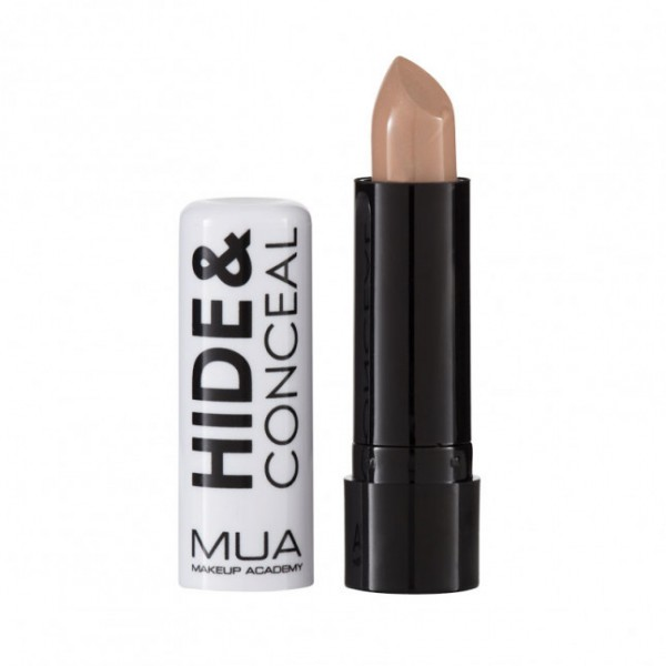 MUA Hide and Conceal Cover Up Stick - Beige