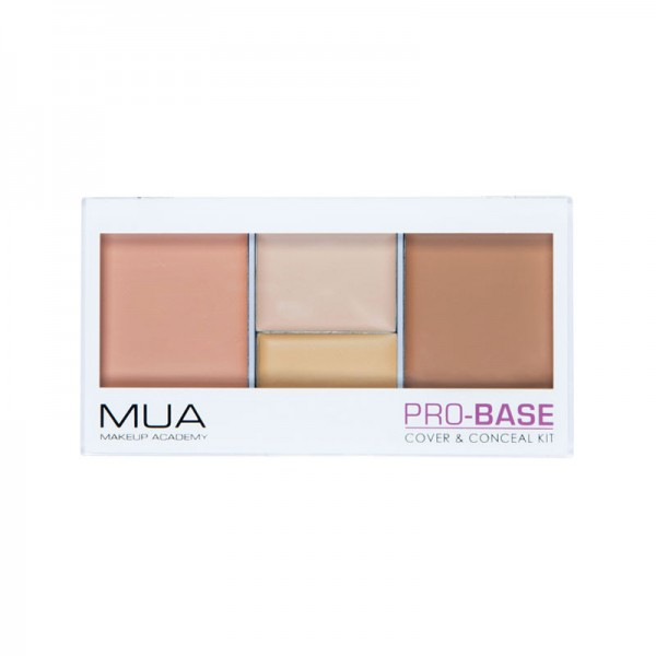 Pro-Base Cover and Conceal Kit - Shell