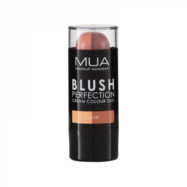 MUA Blush Perfection Cream Duo - Cavort