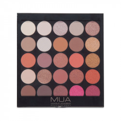 MUA 25 Shade Eyeshadow Burning Embers