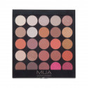 MUA Burning Embers Eyeshadow Palette