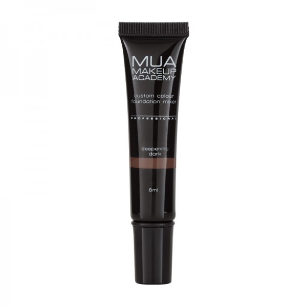 MUA Professional Custom Colour Foundation Mixer - Deepening: Dark