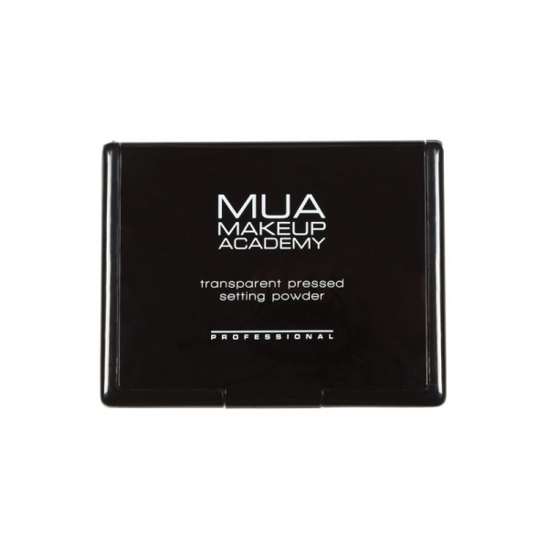 MUA Professional Transparent Pressed Setting Powder