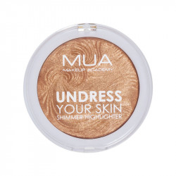MUA Highlighting Powder Undress Your Skin - Golden Afterglow