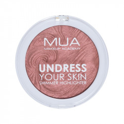 MUA Highlighting Powder Undress Your Skin - Rosewood Glimmer