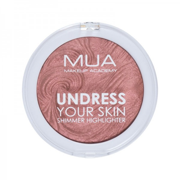 Highlighting Powder Undress Your Skin - Rosewood Glimmer