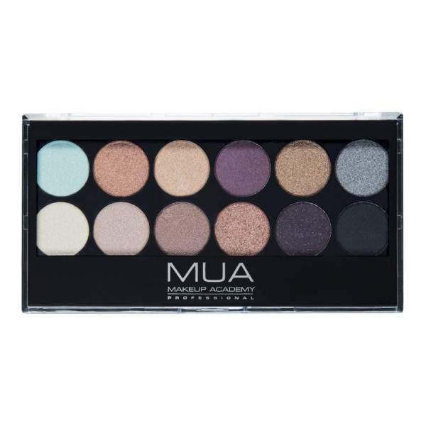 MUA Solstice Eyeshadow Palette