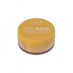 MUA Pro-Base Correcting Powder - Yellow