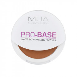 MUA Pro Base Matte Satin Pressed Powder - Caramel