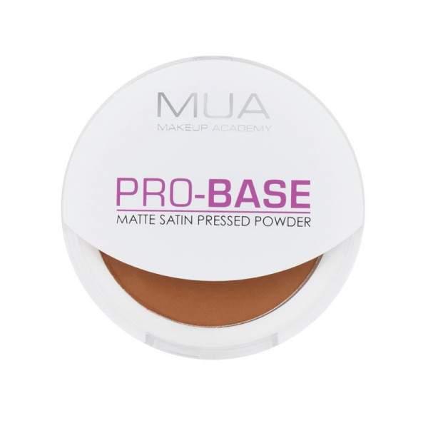 MUA Pro Base Matte Satin Pressed Powder - Caramel