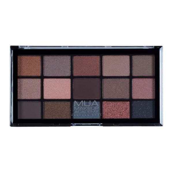 MUA Pro Eyeshadow Palette - Spiced Charm
