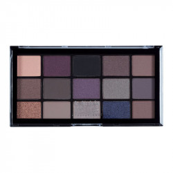 MUA Pro 15 Shade Eyeshadow Palette Twilight Delight