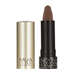 MUA Luxe Velvet Matte Lipstick - No2