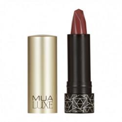 MUA Luxe Velvet Matte Lipstick - No3