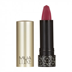 MUA Luxe Velvet Matte Lipstick - No4
