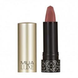 MUA Luxe Velvet Matte Lipstick - No8
