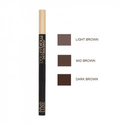 MUA Luxe Power Brow 3 In 1 Brow Definer