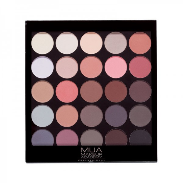MUA Matte Supreme Eyeshadow Palette
