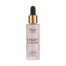 MUA Luxe Light Lustre Liquid Highlight - Opulence