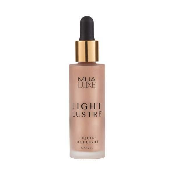 MUA Luxe Light Lustre Liquid Highlight - Marvel