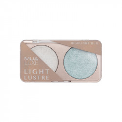 MUA Luxe Light Lustre Highlight Duo - Splendour