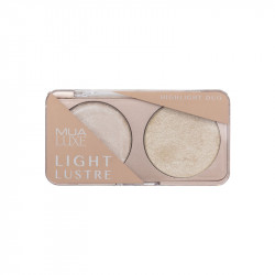 MUA Luxe Light Lustre Highlight Duo - Majesty