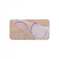 MUA Luxe Light Lustre Highlight Duo - Lavish