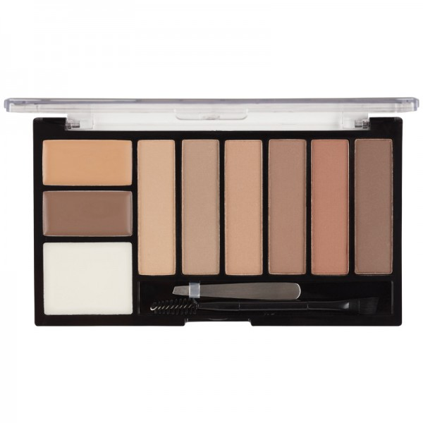 MUA Brow Professional Complete Kit - Fair/Mid