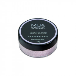 MUA Professional Loose Setting Powder - Illuminating Lilac