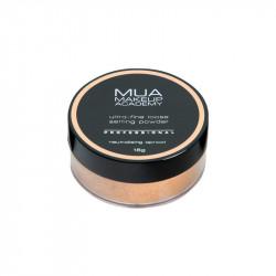 MUA Professional Loose Setting Powder - Neutralising Apricot