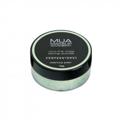 MUA Professional Loose Setting Powder - Balancing Green
