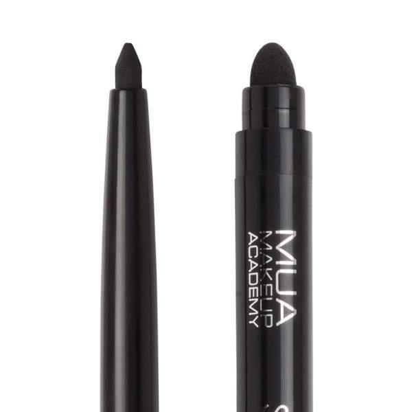 MUA Shadow Liner - Black Noir