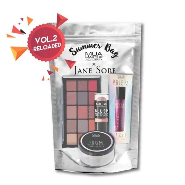 MUA x Jane Sore Summer Bag - Spicy