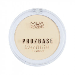 MUA Pro / Base Full Coverage Matte Pressed Powder