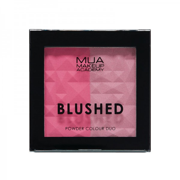 MUA BLUSHED DUO