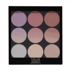 MUA Gradient Light Palette - Glimmering Gemstones
