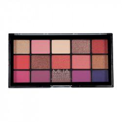 MUA Pro 15 Shade Eyeshadow Palette Cosmic Vixen