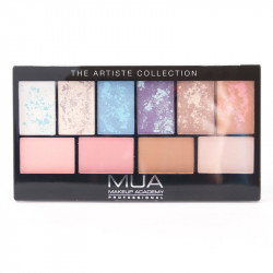 MUA The Artiste Collection Eyeshadow
