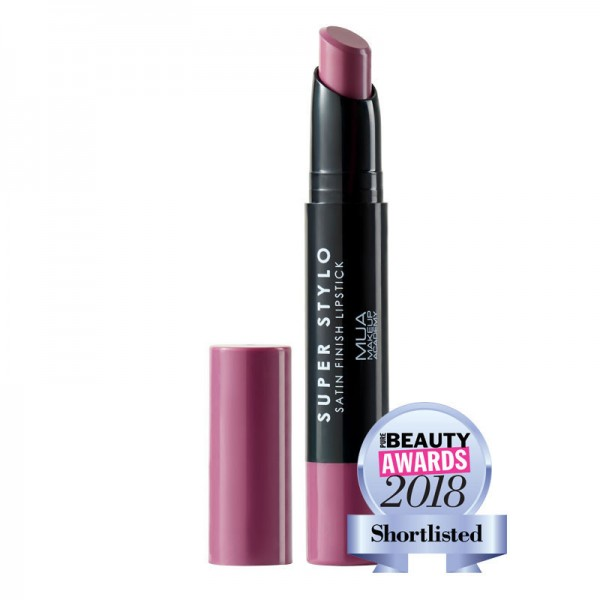 MUA SUPER STYLO SATIN FINISH LIPSTICK